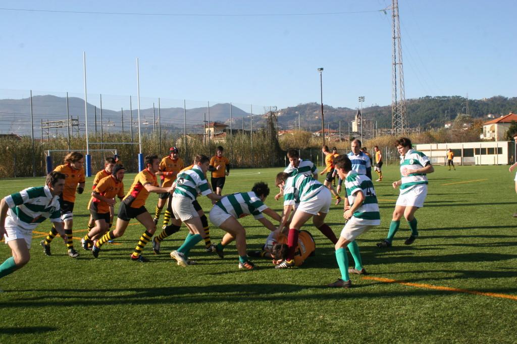 under 18 Rugby Spezia - Novi Ligure a zioneIMG_2853