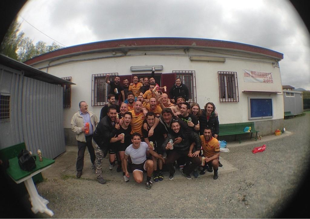 Rugby Club Spezia  entusiasmante vittoria vs la capolista Cogoleto            Foto Marco Maldini