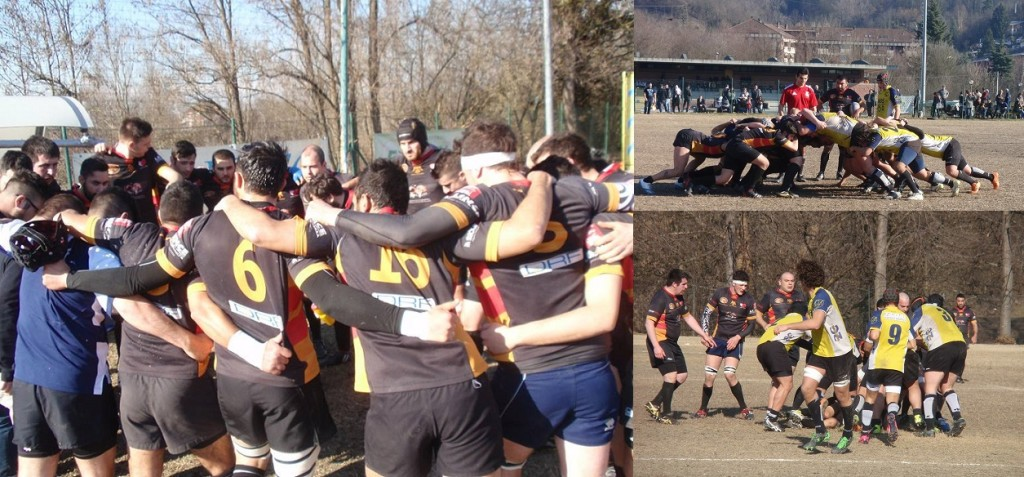 RUGBY SPEZIA SAN MAURO collage 21.2.16