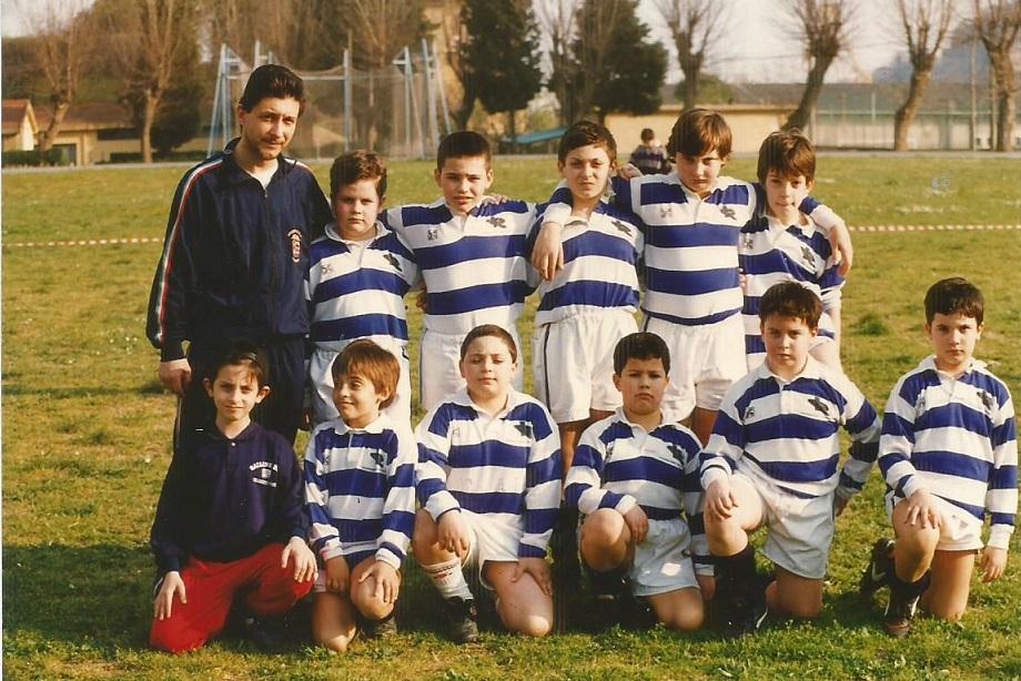 Foto gruppo Under 10 S.A. 1996 - 1997