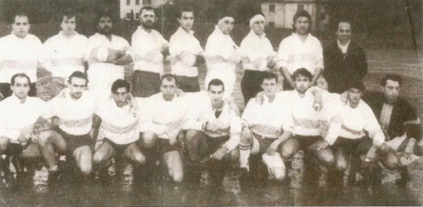 FOTO PRIMA SQUADRA 1994 1995